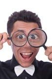 Смешной человек Стоковые Фотографии RF