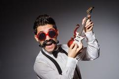 Смешной человек Стоковая Фотография RF