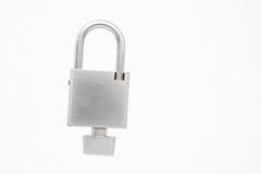 Смешной padlock Стоковое Изображение