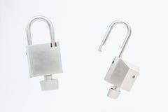 Смешной padlock Стоковые Изображения RF
