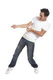 смешные детеныши человека Стоковая Фотография RF