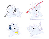 смешные зубы Стоковые Изображения RF