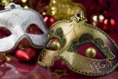Смешные маски стоковая фотография rf