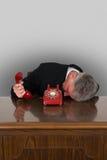 Смешные продажи телефона, дело, маркетинг стоковое фото rf