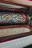 Смещенная деталь печатной машины Стоковая Фотография RF