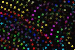 Смещенные точки Стоковая Фотография RF