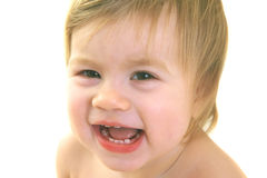 смеяться над младенца красивейший стоковые фото