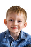 смеяться над ребенка Стоковые Фотографии RF
