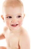 смеяться над ребёнка стоковая фотография rf