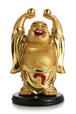 смеяться над 2 Будд стоковые фото