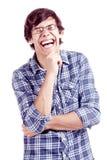 смеяться над ванты Стоковое Изображение RF