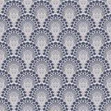 Смелейшая геометрическая картина в стиле стиля Арт Деко Стоковое Фото
