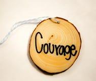 смелость Стоковая Фотография