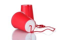 смогите позвонить по телефону пластмассе стоковые изображения rf