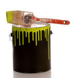смогите покрасить Стоковое Изображение RF