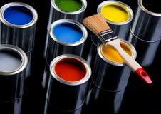 смогите покрасить стоковые изображения