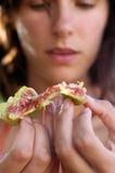 смоква открытая Стоковое Изображение