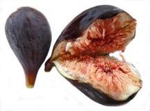 смоквы свежие 2 стоковые фотографии rf