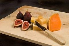 смоквы сыра Стоковая Фотография RF