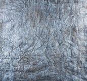 Сморщенная бумага, используемая как текстура предпосылки Стоковые Фотографии RF