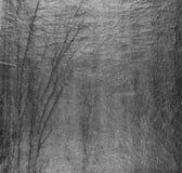 Сморщенная бумага, используемая как текстура предпосылки Стоковая Фотография
