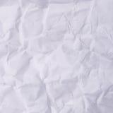 сморщенная бумага Стоковое Изображение RF