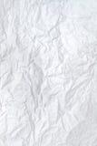 сморщенная бумага Стоковые Фото