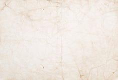 сморщенная бумага Стоковое фото RF