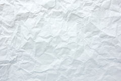 Сморщенная бумажная предпосылка текстуры Стоковое Фото