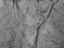 Сморщенная серая кожаная предпосылка стоковые изображения