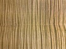 Сморщенная текстура коричневой бумаги Стоковые Фото