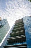 Смотреть вверх зданием Стоковое Фото