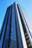 Смотреть вверх на небоскребе в Лондоне Стоковая Фотография RF