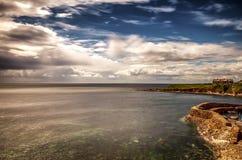 Смотреть вне к морю Стоковые Фото