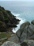 Смотреть вниз к морю Стоковые Изображения RF
