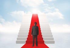 Смотреть лестницы к раю Стоковое Изображение