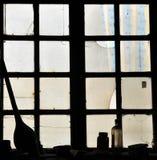 смотреть окно Стоковая Фотография