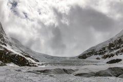 Смотреть до ледник стоковые изображения rf