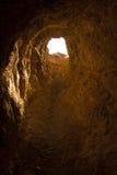 смотреть портал шахты вне Стоковые Фотографии RF