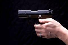 Направлять пистолет. Стоковые Изображения