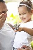 смотреть семьи бабочки Стоковые Изображения
