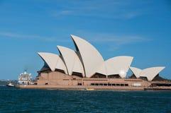 Оперный театр Сидней, Австралия Стоковые Фотографии RF