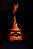 смотрите на пожар Стоковые Фото