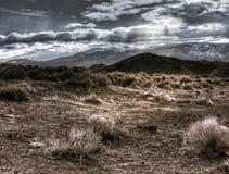 Reno Невада от ряда Virgina Стоковая Фотография