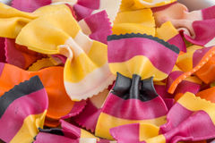 Смычки макаронных изделий стоковое фото rf