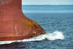 Смычок корабля Стоковые Фото