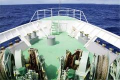 Смычок корабля Стоковые Фотографии RF