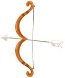 смычок стрелки Стоковые Фотографии RF
