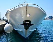 Смычок Jacht Стоковые Изображения