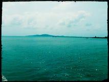 См. на море Стоковое фото RF